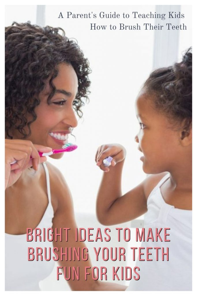 10 Bright Ideas to Make Brushing Your Teeth Fun for Kids. Learn how to keep your child's teeth and gums healthy and prevent tooth decay through regular cleaning, flossing and dental visits.  #howtobrushyourtoddler'steeth #howtobrushyourtoddlerteeth #howtobrushmytoddler'steeth #howtobrushmytoddlersteeth #howtobrushatoddlersteeth