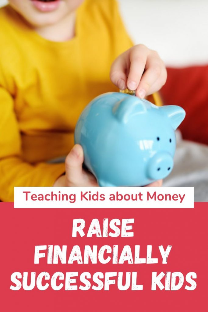 Raise financially successful kids. Everything Your Child Needs to Know About Money. Make sure your kids don't miss out on these important lessons.