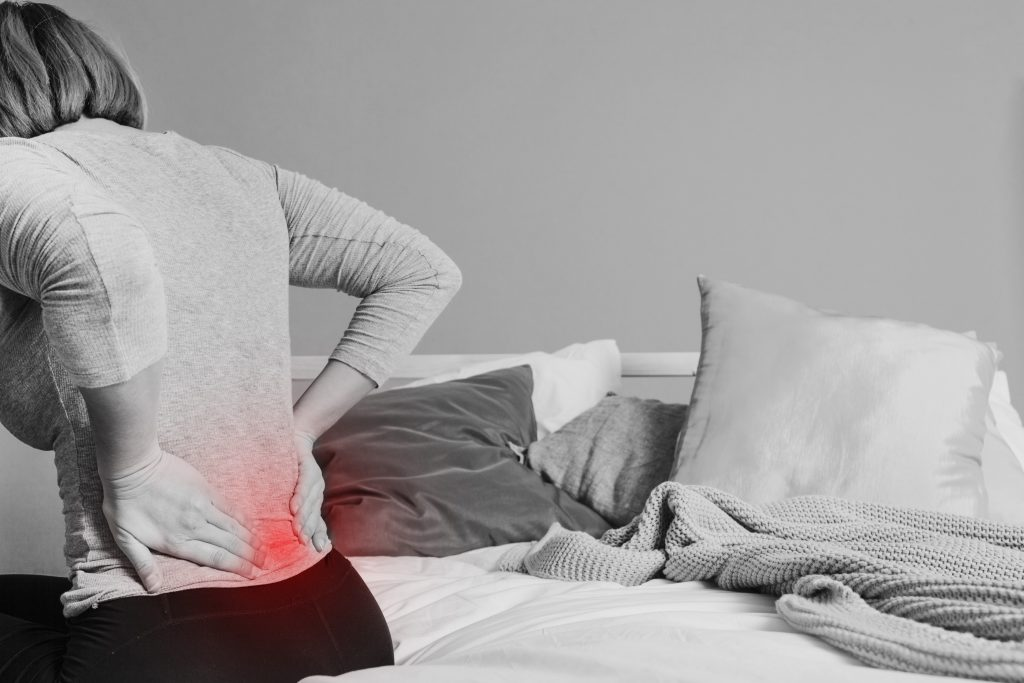 Back pain relief: what can it be and what to do